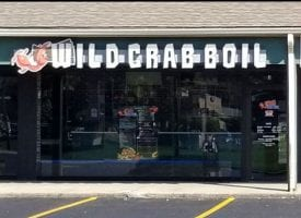 Wild Crab Boil - Spring Grove