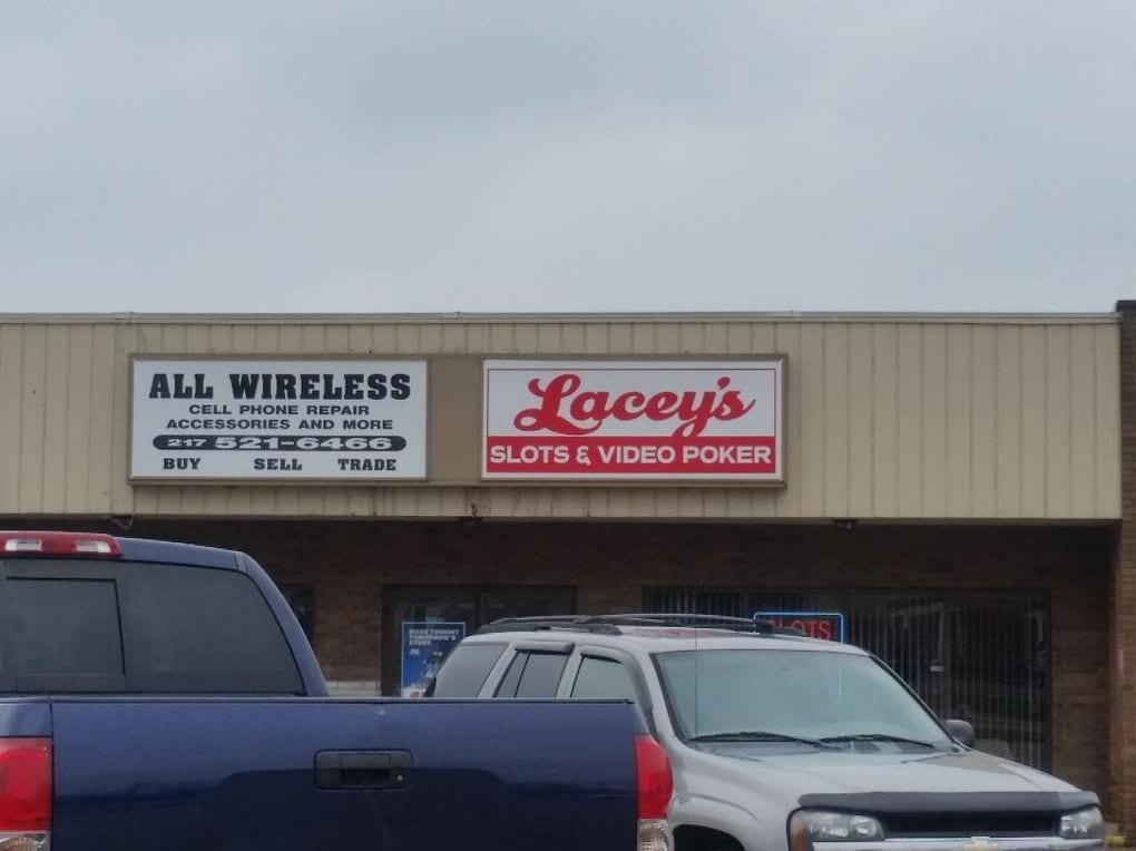 Lacey's - Decatur Pershing