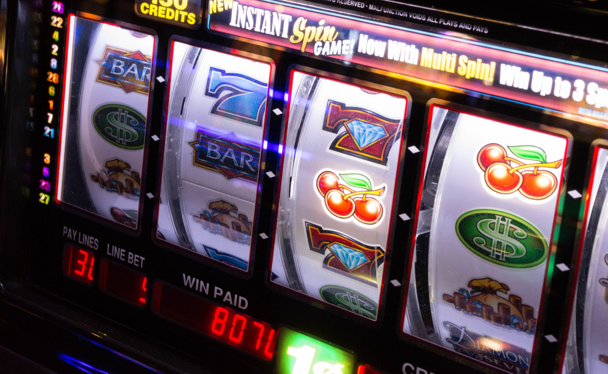 Tips to Improve your Slot Machine Game